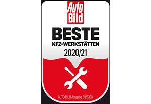 Auto Bild: Beste KFZ-Werkstätten 2019/20