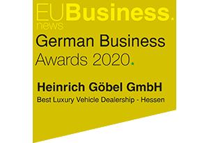 German Business Award 2019 – Winner