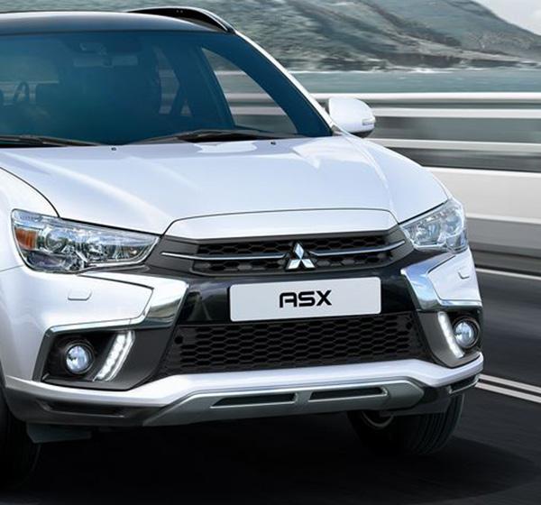 Mitsubishi Motors - ASX