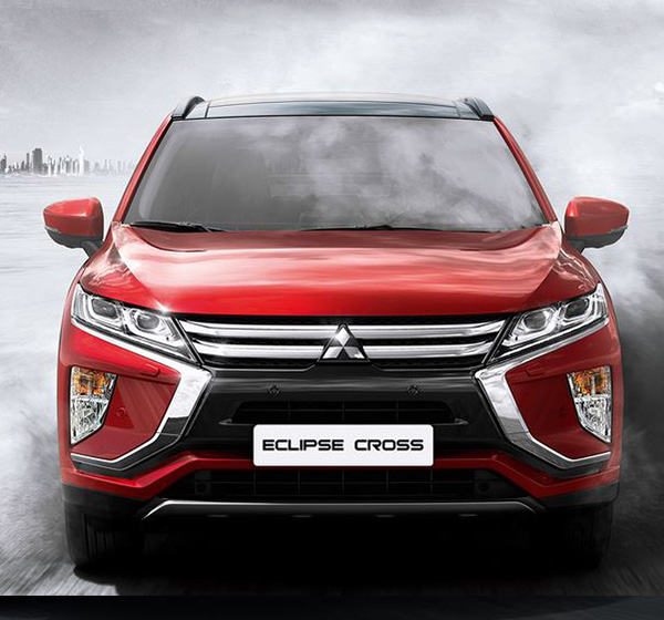 Mitsubishi Motors - Eclipse Cross