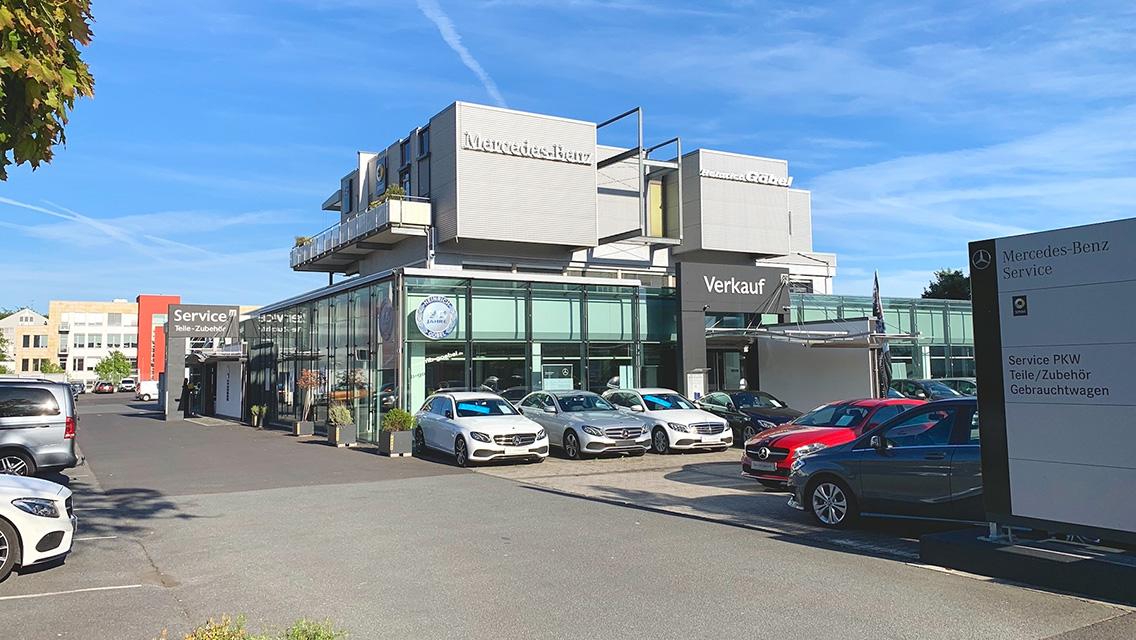 Mercedes-Benz Neu Isenburg, Frankfurt, Langen, Dreieich, Seligenstadt